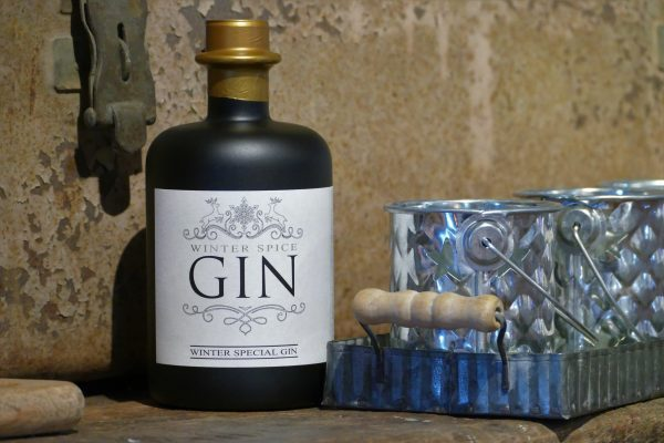 Gin Tasting Wintergin HEB Café
