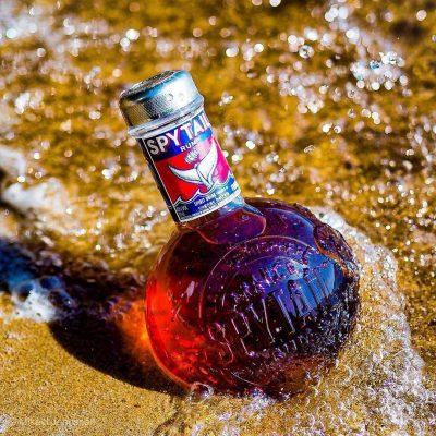 Spytail Rum Tasting Ingwer